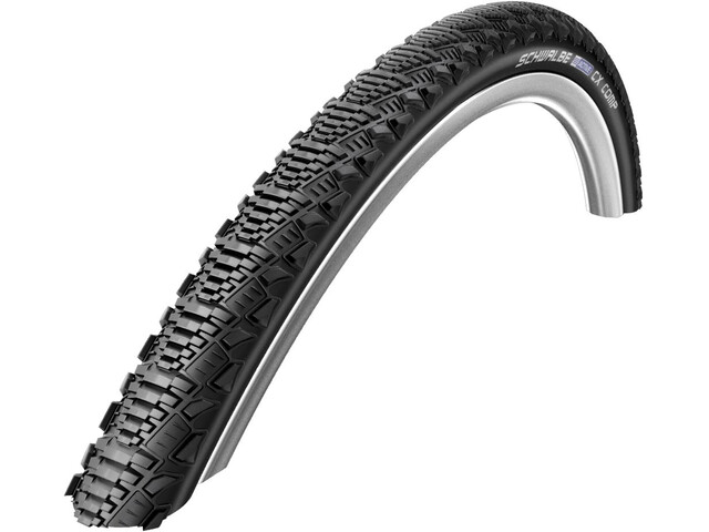 "SCHWALBE CX Comp Tyre Active 20"" K-Guard SBC wire reflex"